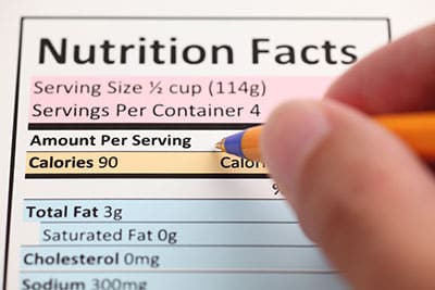 Nutrition plan from PGPT