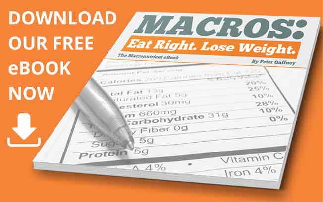 Free Macro Nutrition Ebook