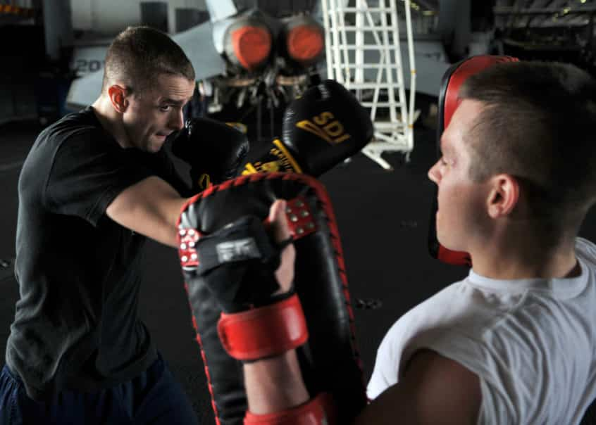 The Benefits of Boxing Training PGPT | Mobile Personal Training in London image 1