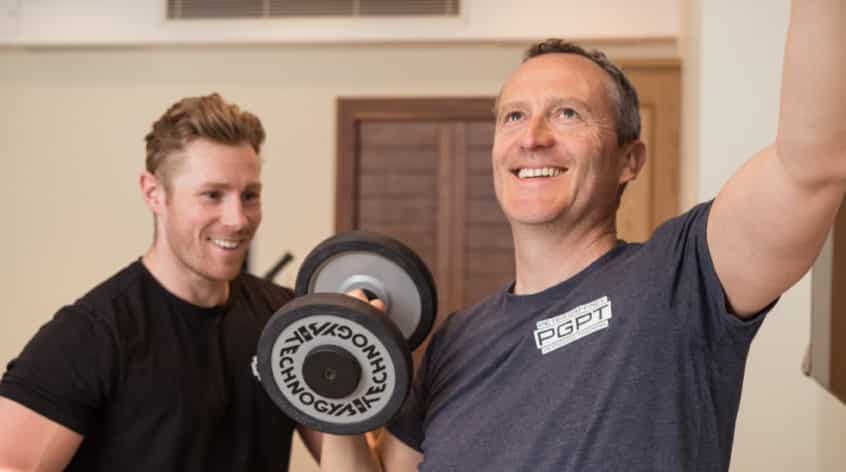 Personal Training Senior Executives